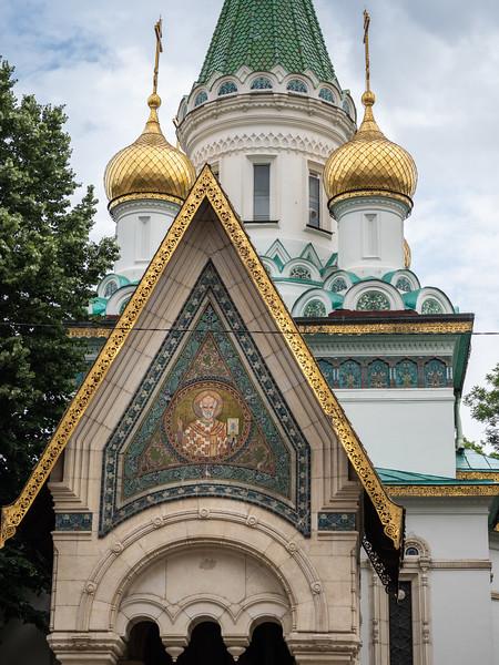 Russian Orthodox Church 1914