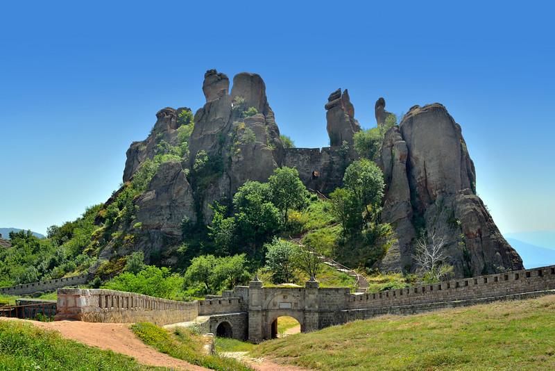 Belogradchik Fortress Wide