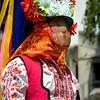 Kazanlak Rose Festival, June 5th 2016. Bulgarians celebrate the traditional Rose festival at Kazanlak, Bulgaria in traditional costumes.