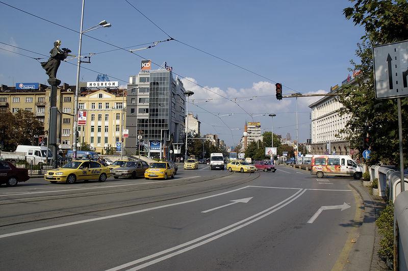 Streets of Sofia