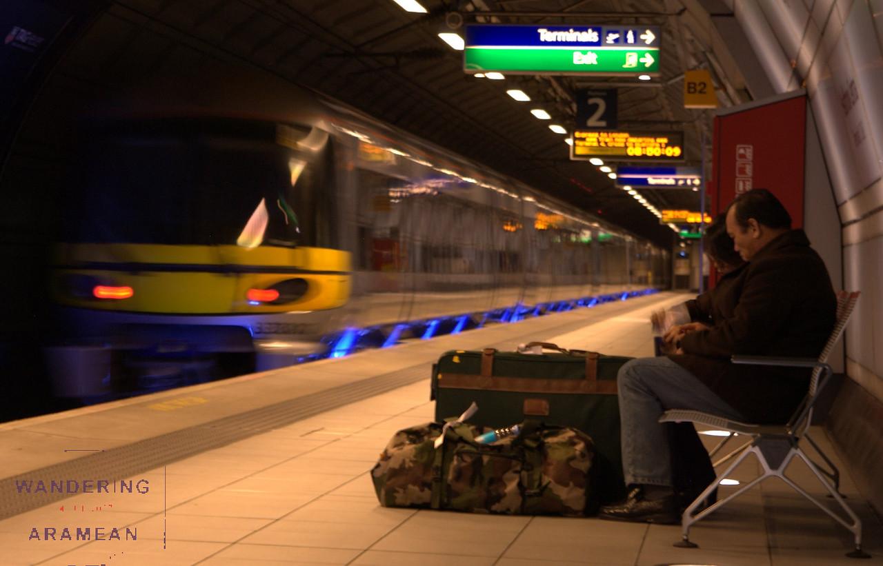 Even more trains