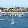 The Port of Bunbury in Western Australia.