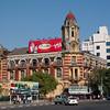 colonial building facing Maha Bandoola Garden, Yangon (stock exchange?)