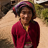 Lady at Kalaw area