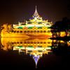 Karaweik a.k.a. Royal Barge, Yangon