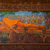 painting at Shwedagon Paya area, Yangon