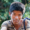 Farmer at Kalaw area
