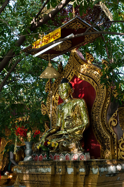 Shrine, Central Mandalay