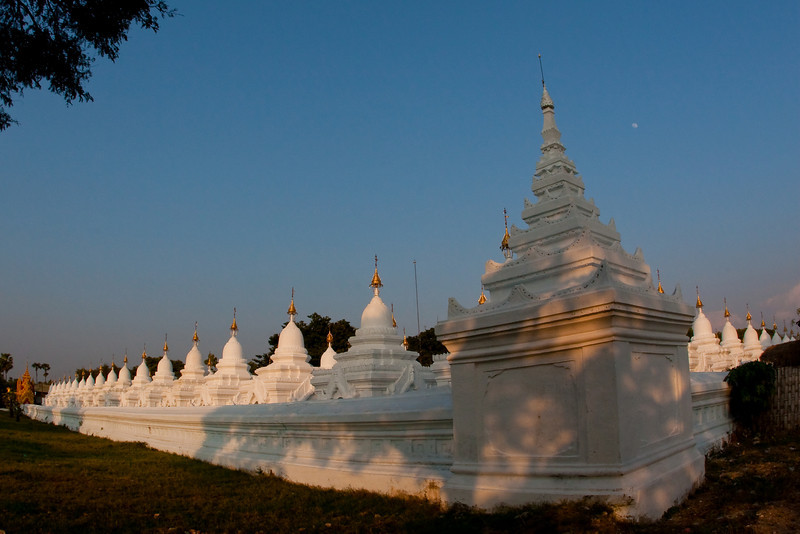 Kuthodaw Paya, Mandalay