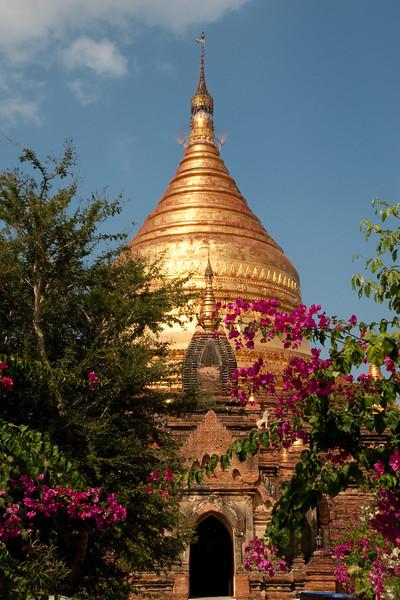 Dhammayazika Zedi, Bagan