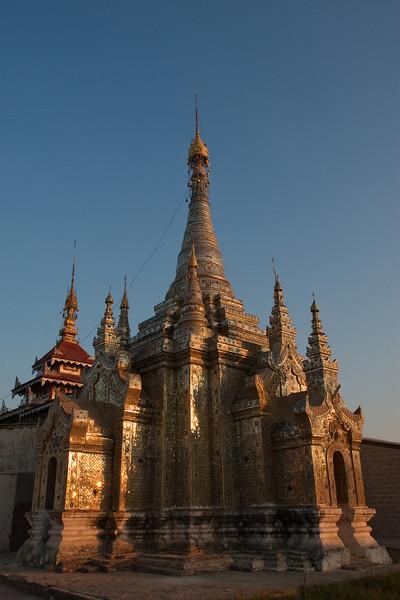 Temple, Nyaungshwe