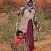 Mother & Child, Bagan