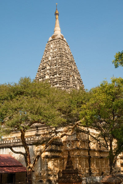 Mahabodhi Paya, Bagan (Modelled after the Mahabodhi temple in Bodhgaya, India)
