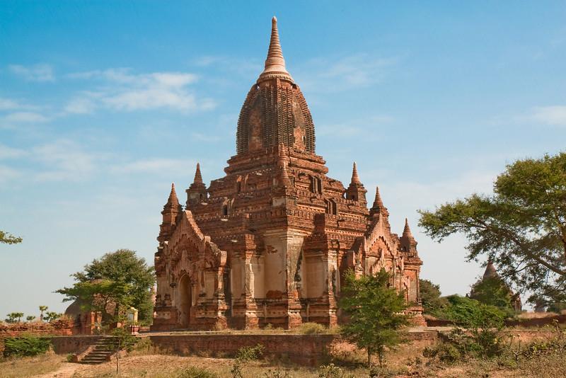 Temple, Bagan