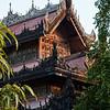 Shwenandaw Kyaung Temple, Mandalay