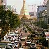 Sule Pagoda, Rangoon.