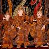 Burmese puppets.