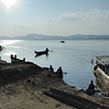 The Irrawaddy at Bagan