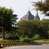 Just south of Old Bagan