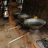 Distillation of palm wine