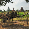 Typical cart in Old Bagan