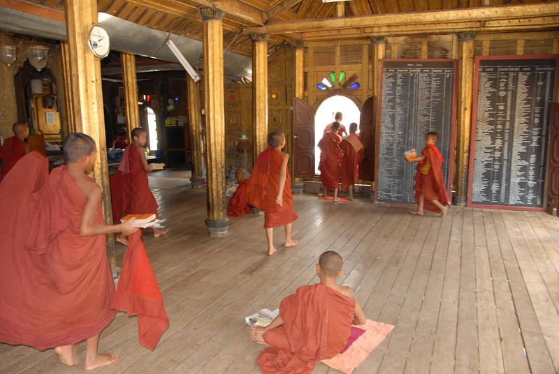 Inle Lake Temple, Myanmar