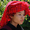 Traditional Shan dress.