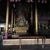 """""""Jumping cat monastery"""". Ngaphechaung Buddhist Monastery, Lake Inle."""