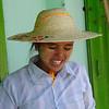 In Yawnghwe, Shan State, north of Lake Inle, Burma.