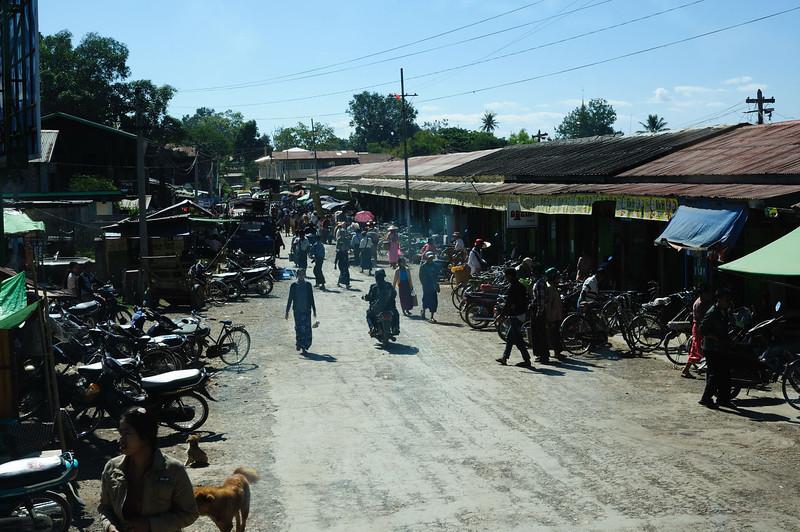 Life in Yawnghwe, Shan State, north of Lake Inle