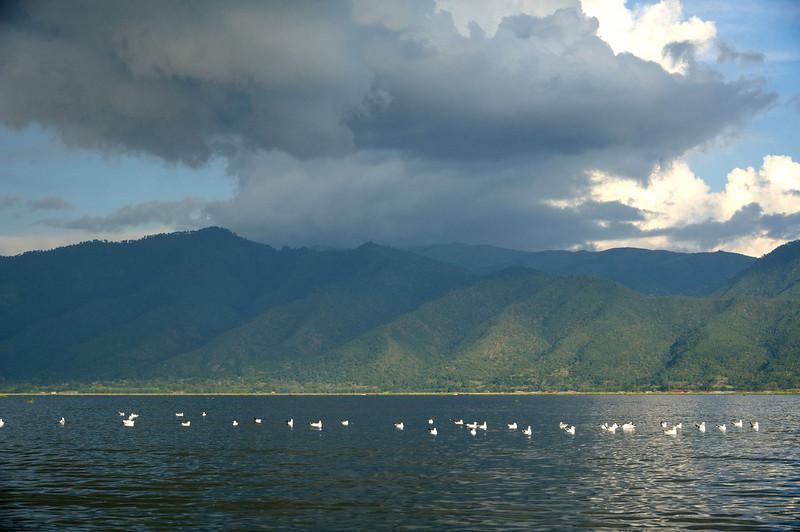 On Lake Inle