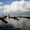 On Lake Inle, Burma.