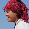 Shan head dress
