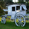 A fine example of the hill station stage coach in the garden of the former Governor's residence.