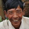 Happy face at the Market in Pindaya