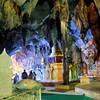 Stalactite meets stalagmite