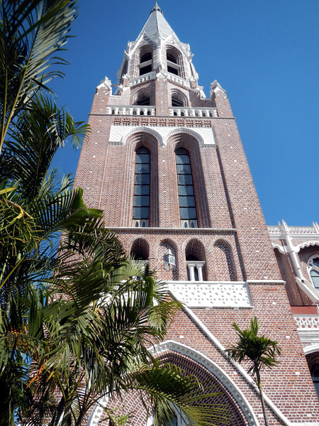 St Mary's Cathedral, Rangoon
