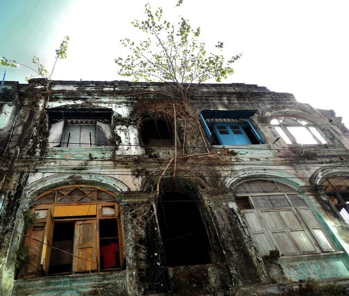 Central Rangoon