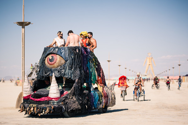 Burning Man, Black Rock City, Nevada