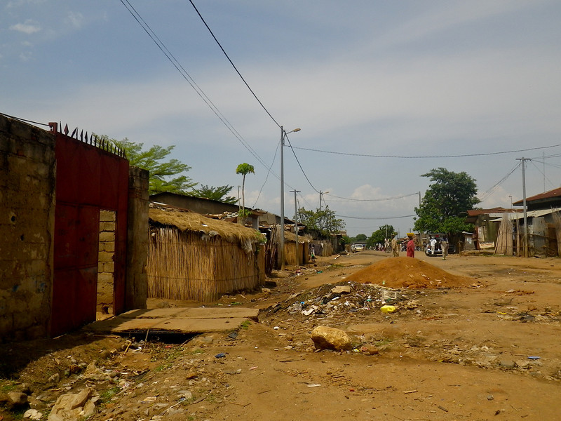 Bwiza Quartier in Bujumbura