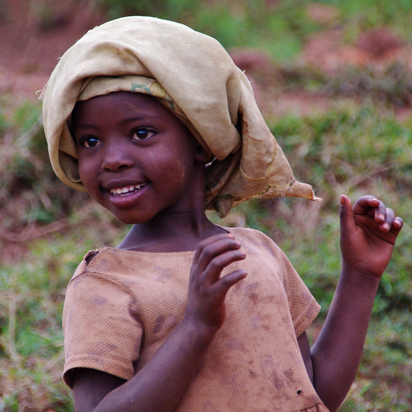 Kinder in Ngozi