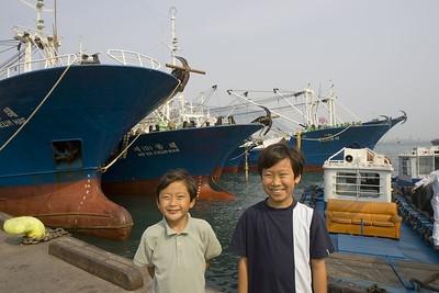 Busan, Korea 2005