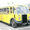 1949 Burlingham bodied Leyland Tiger PS2-3 JLJ401 at Bishops Lydeard WSR