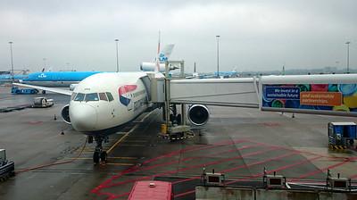 WhiskeyXRay, thanks for safely taking me into Heathrow