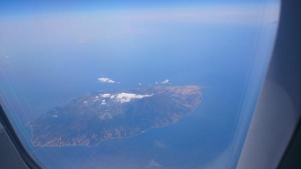 Greek Island in the mediterranean