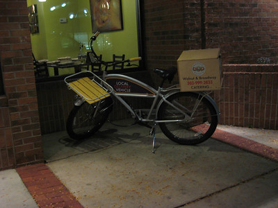Local Delivery Vehicle