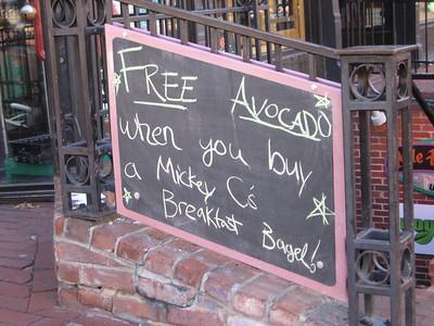Free Avocado