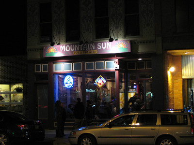 Mountain Sun Pub and Brewery