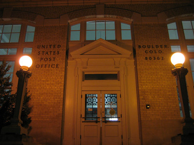Boulder Post Office