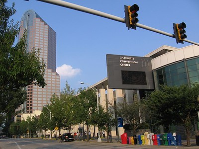 The Charlotte Convention Center